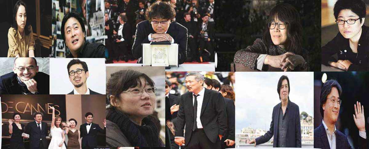 Réalisateurs Coréens